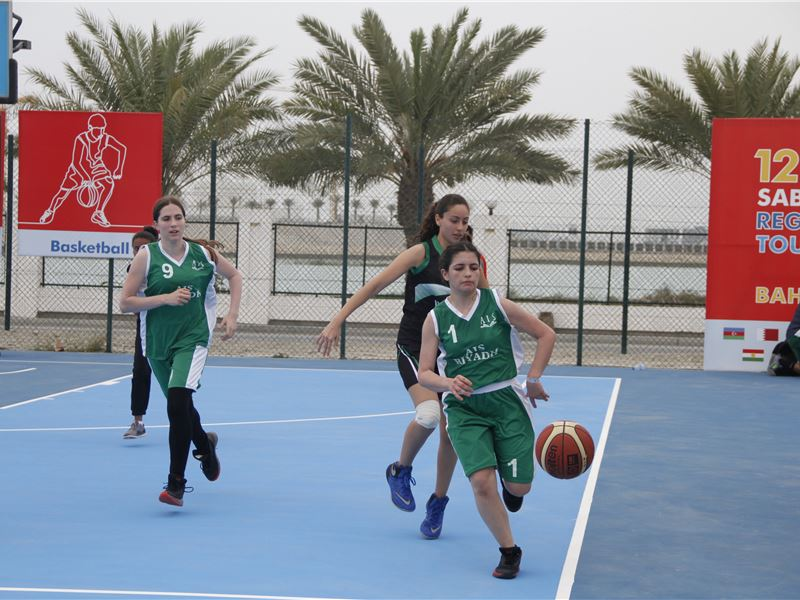 SABIS RT 2019 BAHRAIN - Basketball